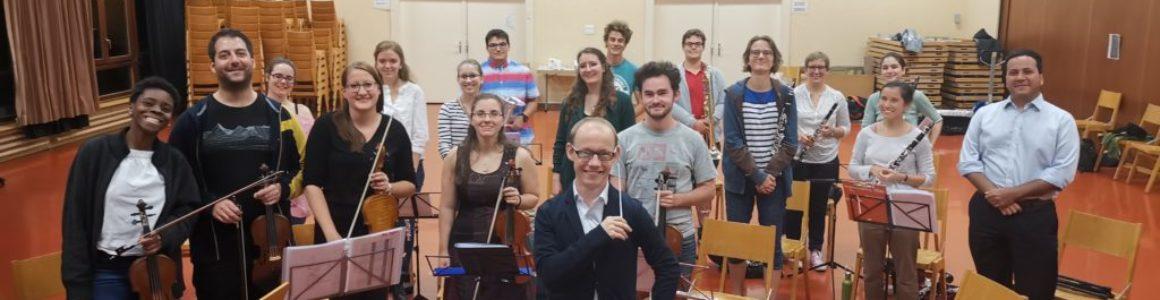 News - Orchestre première répétition