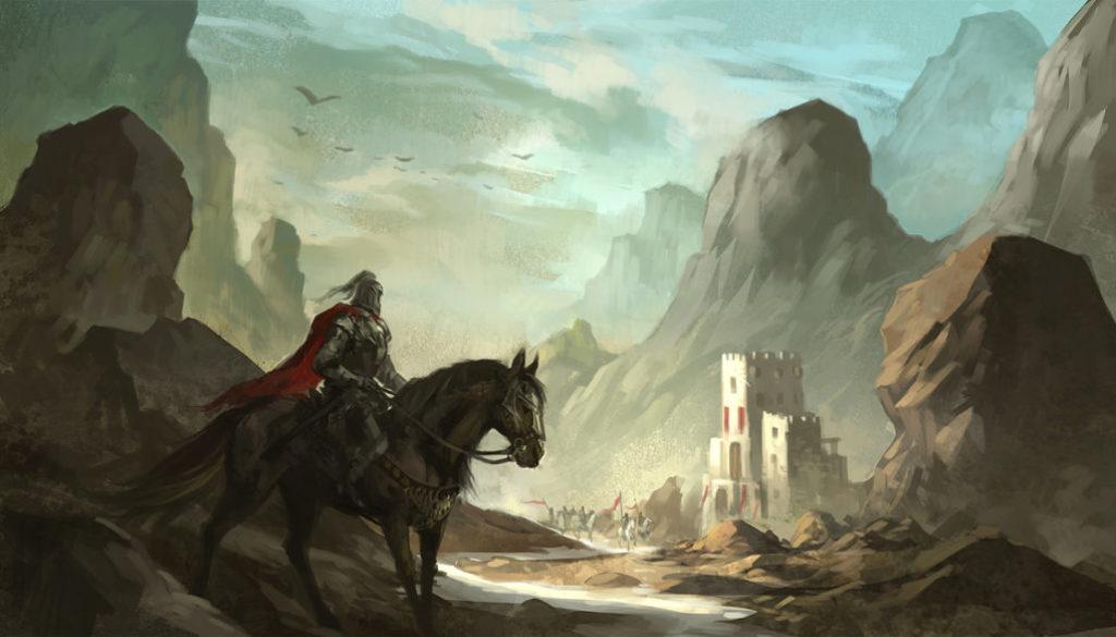 News - Knight by Sandara