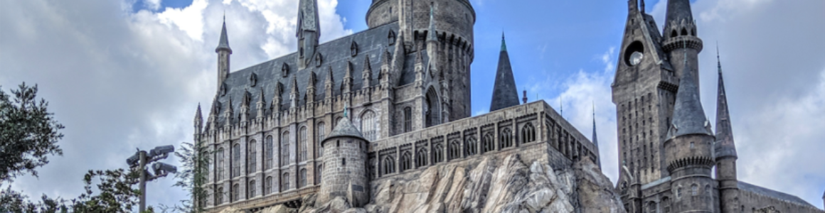 Hogwarts Castle by Darshan Patel