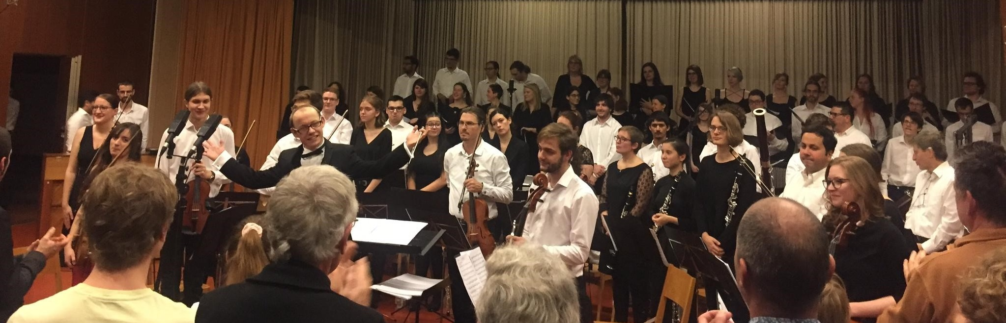 Concert intimiste - Horizontal