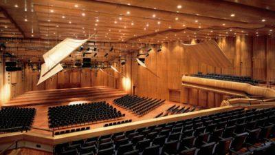 Auditorium Stravinsky
